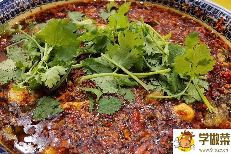 水煮肉片里面可以放金针菇吗?一起感受川菜的美味。