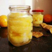 冰糖橘子的做法
