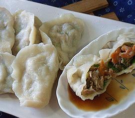 鲅鱼麻蛤水饺的家常做法