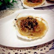 懒人厨房:蒜蓉粉丝扇贝的做法
