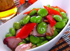 嫩蚕豆怎么做好吃