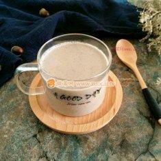 黑豆黄豆米糊的做法