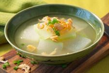海米冬瓜汤的做法大全