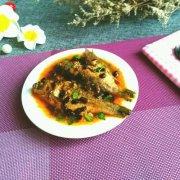 豆豉鲫鱼的做法