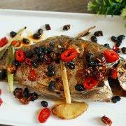 香辣豆豉烤鱼的做法