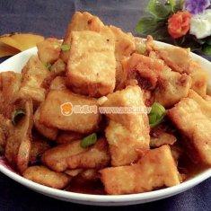 鸡肉嫩豆腐的做法