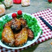 光波炉烤鸡翅的做法