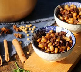 肉皮疙瘩酱咸菜的家常做法
