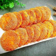 烤南瓜饼的做法