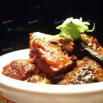 红烧牛肉炖树菇的做法