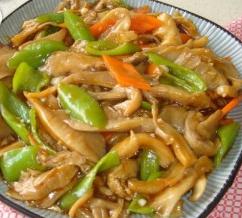素炒平菇的做法多种 素炒平菇怎么做好吃
