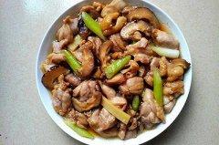 冬菇蒸鸡的做法