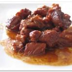 桂圆腐乳炖肉的做法