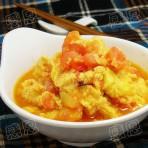 番茄烘鸡蛋的做法