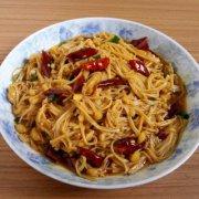 酱汁金针菇的做法
