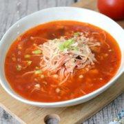 茄汁金针菇的做法