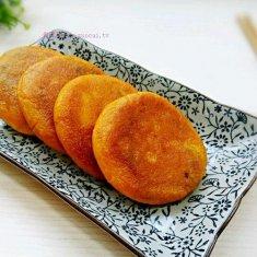 豆沙南瓜饼的做法