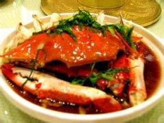 【梭子蟹的做法】梭子蟹蒸多久_梭子蟹炒年糕的做法
