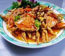 【香辣梭子蟹的做法】梭子蟹的做法大全