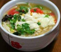【菠菜汤面的做法】菠菜汤面的热量_菠菜汤面怎么做好吃