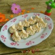 香菇胡萝卜猪肉饺子的做法
