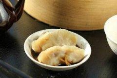 牛肉蒸饺的家常做法