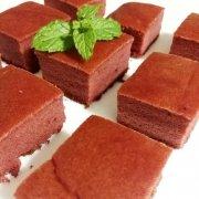红丝绒蛋糕小方的做法
