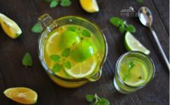 柠檬蜂蜜水怎么泡好喝