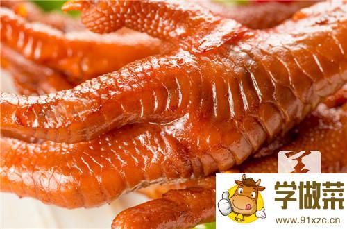 鸡爪子脂肪含量高吗_脂肪成分_影响