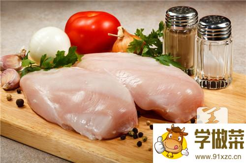 鸡胸肉的功效与作用_好处_益处