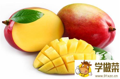 芒果和扇贝能一起吃吗_饮食禁忌_注意事项