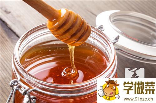 蜂蜜是用开水冲还是温水冲_怎么冲_如何冲