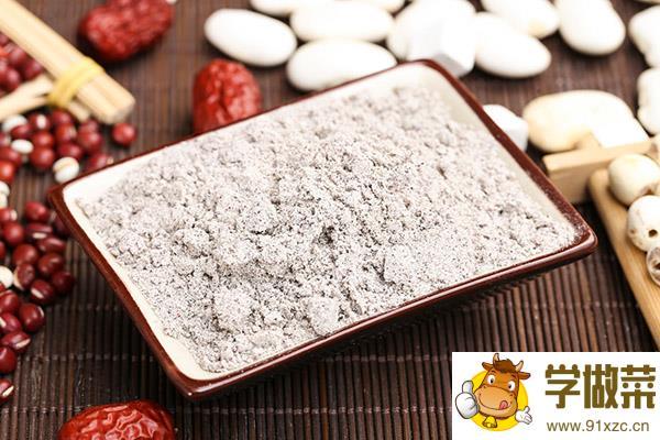 黑豆粉的功效与作用_黑豆粉有什么好处