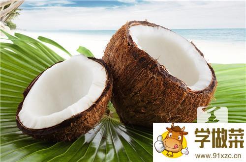 孕妇可以喝椰子汁饮料吗_孕期_作用
