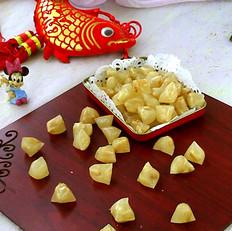 松仁粽子糖的做法
