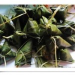 豇豆粽子的做法