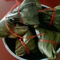 芋头鲜肉粽子的做法