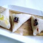 三味粽子的做法