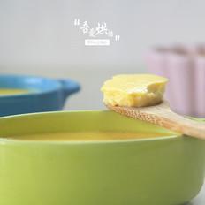 香甜乳酪布丁的做法