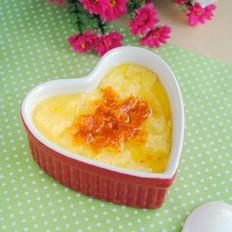 橙香面包布丁的做法