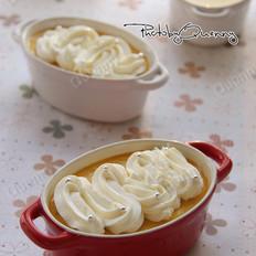 焦糖蜂蜜布丁的做法