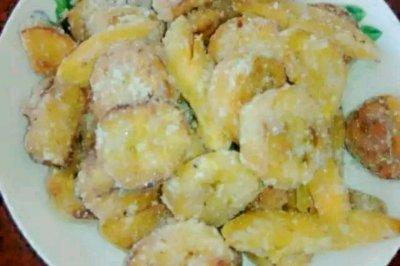 潮汕小吃~反沙番薯怎么做好吃?潮汕小吃~反沙番薯的家常做法
