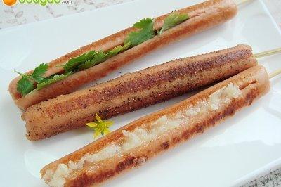 台湾小吃珍味香肠怎么做好吃?台湾小吃珍味香肠的家常做法