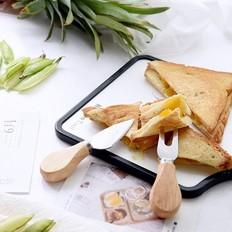 菠萝三明治的做法