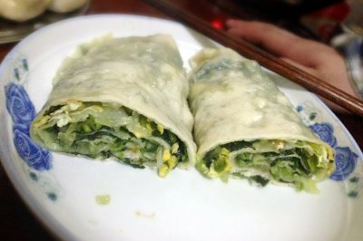 菠菜卷怎么做好吃?菠菜卷的家常做法