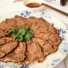 豆豉酱牛肉的做法