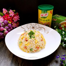 扬州蛋炒饭的做法