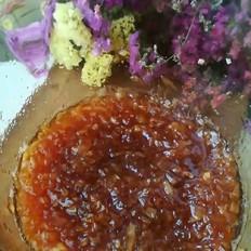 蜜桃果酱的做法