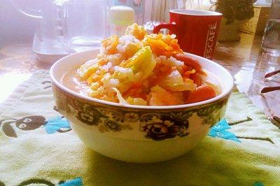 汤饭怎么做好吃?汤饭的家常做法