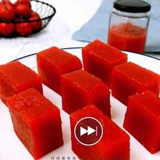 自制山楂糕&山楂果酱的做法